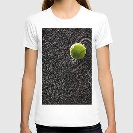 Spin Serve     Tennis Ball T-shirt