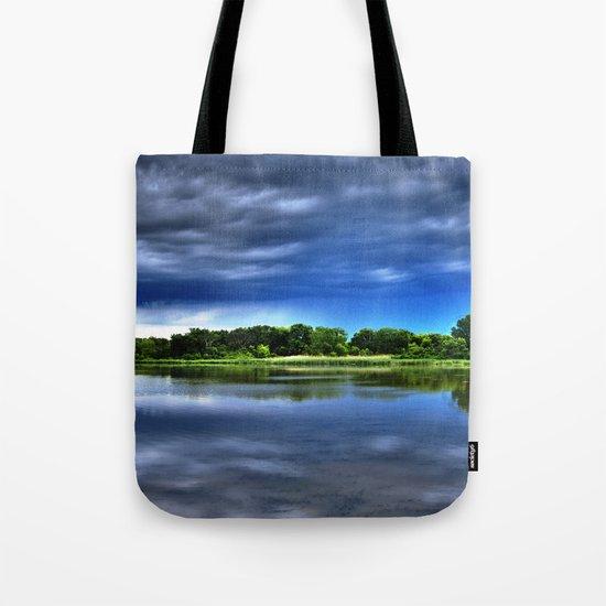 Rock Cut State Park - HDR Tote Bag