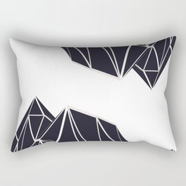 Mountains B2 Rectangular Pillow