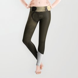 Significant Otters - Otters Holding Hands Leggings