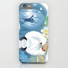 Frozen Dinner iPhone 6s Slim Case