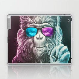 Smoky Laptop & iPad Skin