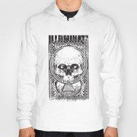 illuminati Hoodies featuring Illuminati by Tshirt-Factory