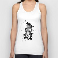 bubble Tank Tops featuring Bubble by L'enfant Sauvage