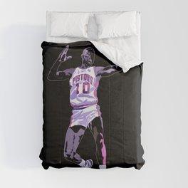 RODMAN #10 BAD BOY ZOMBIE ART PRINT AND POSTER Comforters