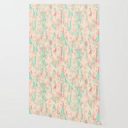 Boho Geometric Wallpaper