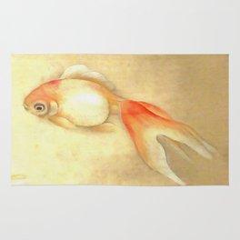 Japanese Goldfish Rug