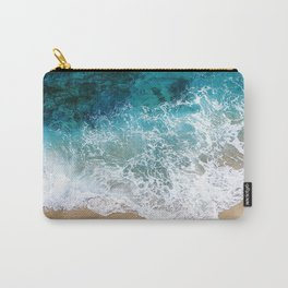 Ocean Waves I Carry-All Pouch