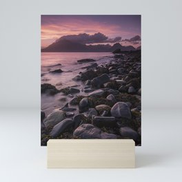 Elgol Beach II Mini Art Print