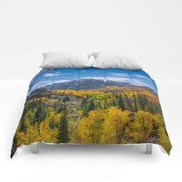 Autumn Views Comforters
