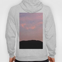 Moonrise over Death Valley Hoody
