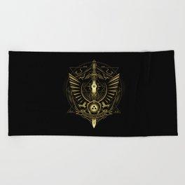 Zelda Sword Beach Towel