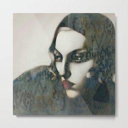 Madonna - Material Girl Metal Print
