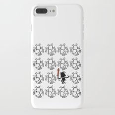 Haring - étoiles W. #2 Slim Case iPhone 7 Plus