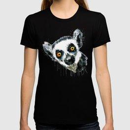 Lemur Head T-shirt