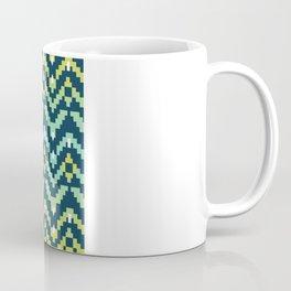 Tetra Ikat Coffee Mug