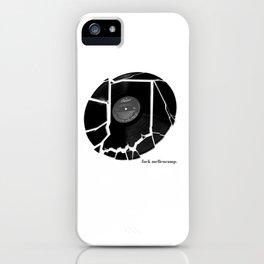 Mellencamp iPhone Case