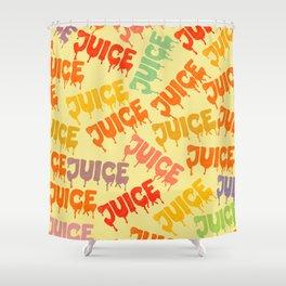 Juice Love Shower Curtain