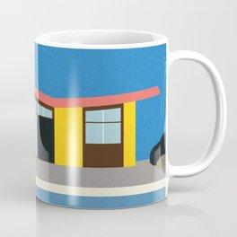 Krisel Butterfly Roof Coffee Mug