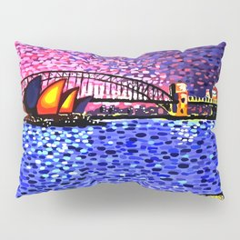 Sydney Harbour Pillow Sham