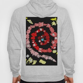 Free yourself from the Cycle of Life Hoody