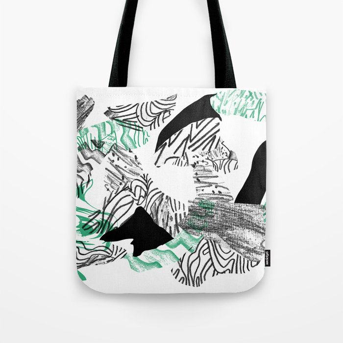 nothing nothing Tote Bag