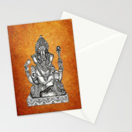 Remover of Obstacles Stationery Cards