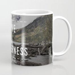 Brave the Wilderness Coffee Mug