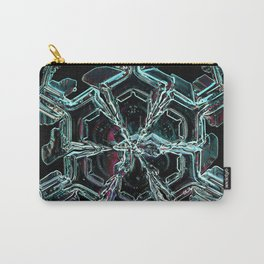 Caribbean in the Snow Carry-All Pouch