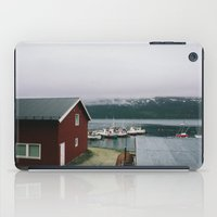 boats iPad Cases featuring Boats by A. Serdyuk