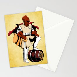 Captain Ackbar Stationery Cards