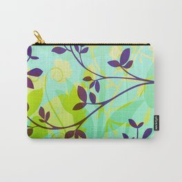 Fanciful Forest Carry-All Pouch