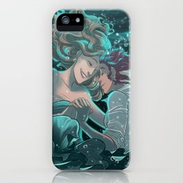 How to be a Werewolf: Chapter 7 Cover iPhone Case