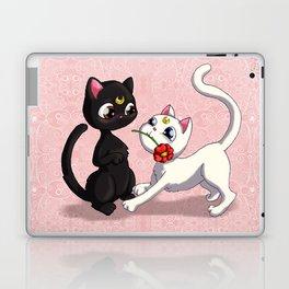 Moon Kitties Laptop & iPad Skin
