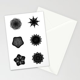 Parametric End Stationery Cards