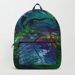 Grained Festiveness Fractal 5 Backpack