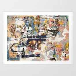 Gerard Art Print
