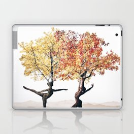 Dancing trees Laptop & iPad Skin