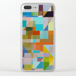 Community Africa Clear iPhone Case