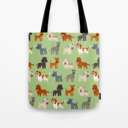 IRISH DOGS Tote Bag