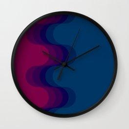 Igneous Wall Clock