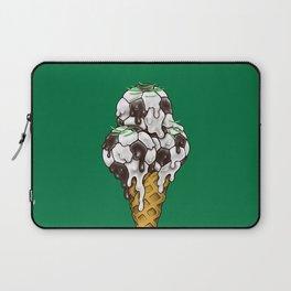 Ice Cream Soccer Balls Laptop Sleeve