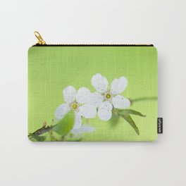 Cherry blossom tree in the green Carry-All Pouch