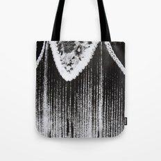Lamp Negative Tote Bag