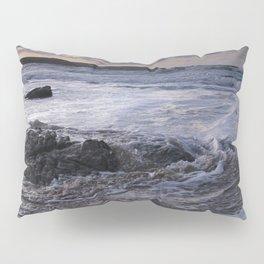 Trevone Bay, Cornwall, England, United Kingdom Pillow Sham