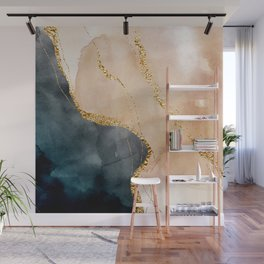 Stormy days II Wall Mural