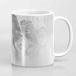 Rhino Photography | Animal |  Landscape | Abstract | Niagara Falls | Nature | Black and White Coffee Mug