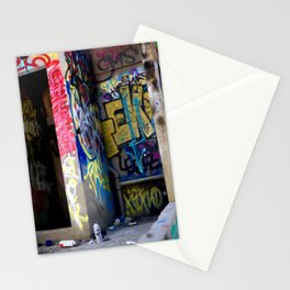 Abandoned. Stationery Cards