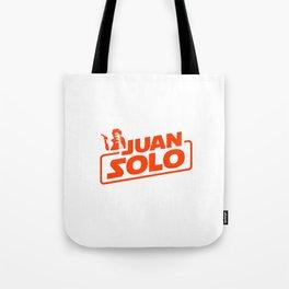 Juan Solo Tote Bag