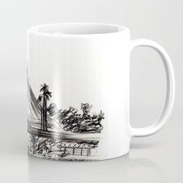 Space Mountain Coffee Mug